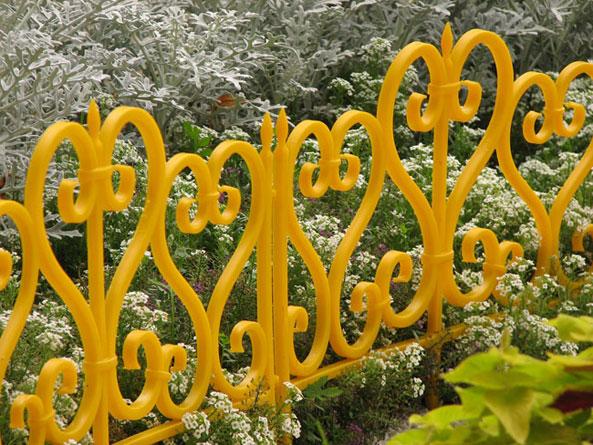 Декоративный забор ажурный купить